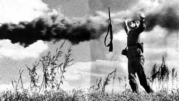 Γερμανός στρατιώτης...