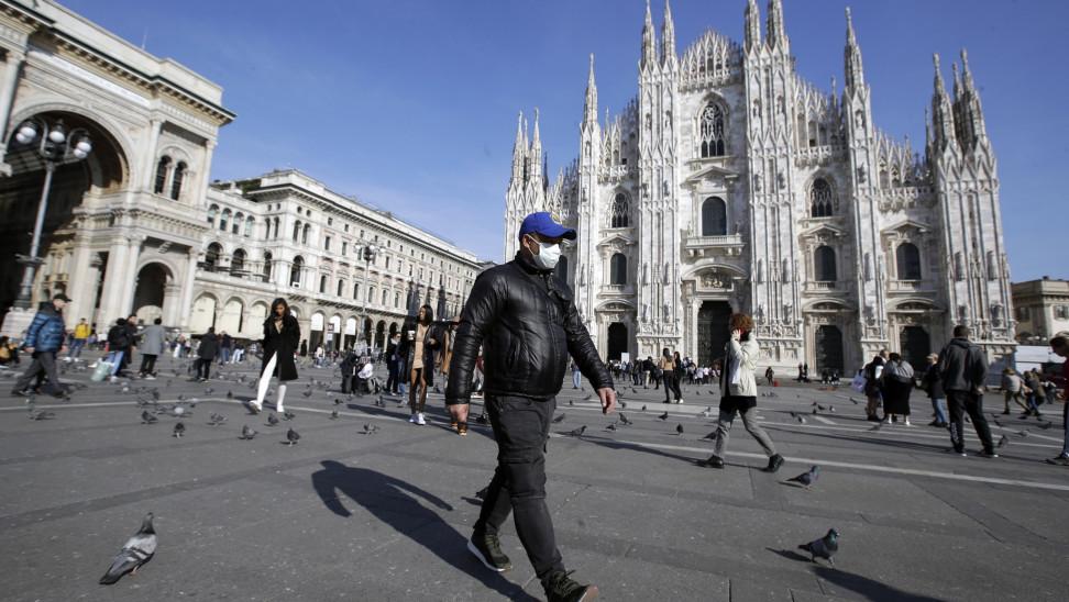 Κορωνοϊός: Πανικός στην Ιταλία- Έρημες πόλεις και άδεια σούπερ μάρκετ | ΣΚΑΪ