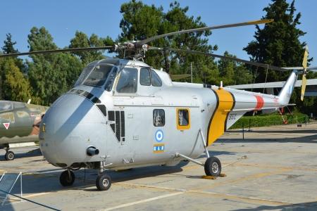 Το Sikorsky UH-19D Chickasaw της Πολεμικής Αεροπορίας