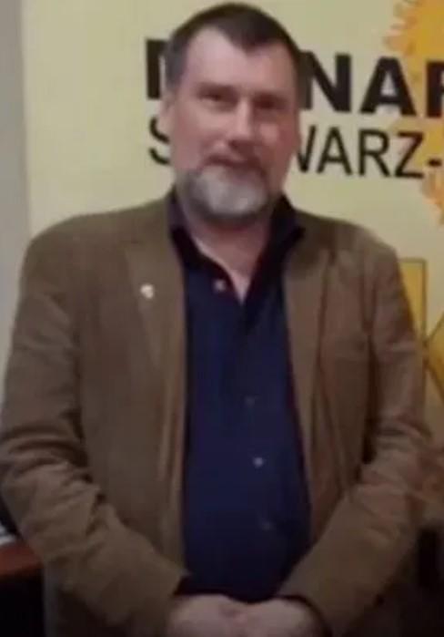 Ο Στάνισλαβ Βαράμπιοφ