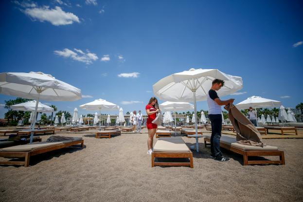 Απόγνωση στην Τουρκία: Κατέρρευσε ο τουρισμός, μείον 80% τον Ιούλιο - Media