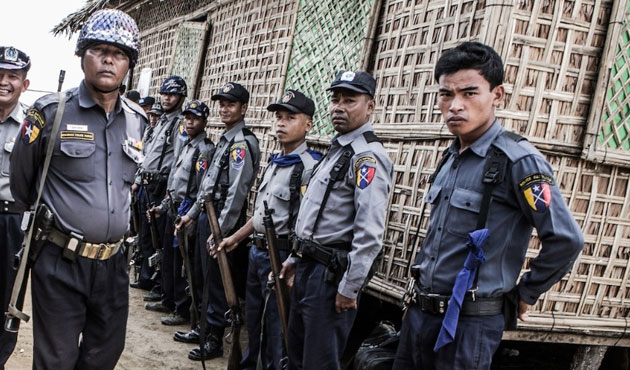 https://www.worldbulletin.net/asia-pacific/rare-move-sees-myanmar-police-held-for-suspects-death-h182605.html