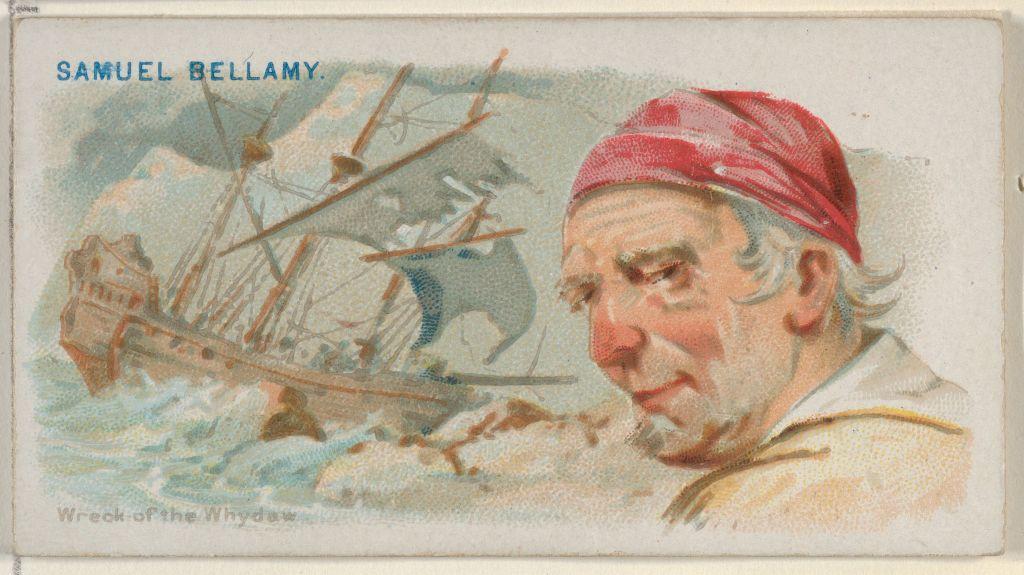 Απεικόνιση του Σάμιουελ Μπελαμί