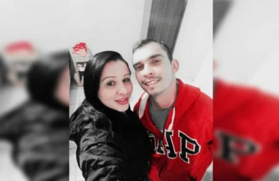 Η Νάντια Σαβιέ ντα Σίλβα και ο Ραμικλίντ Μπρούνο Άλβες