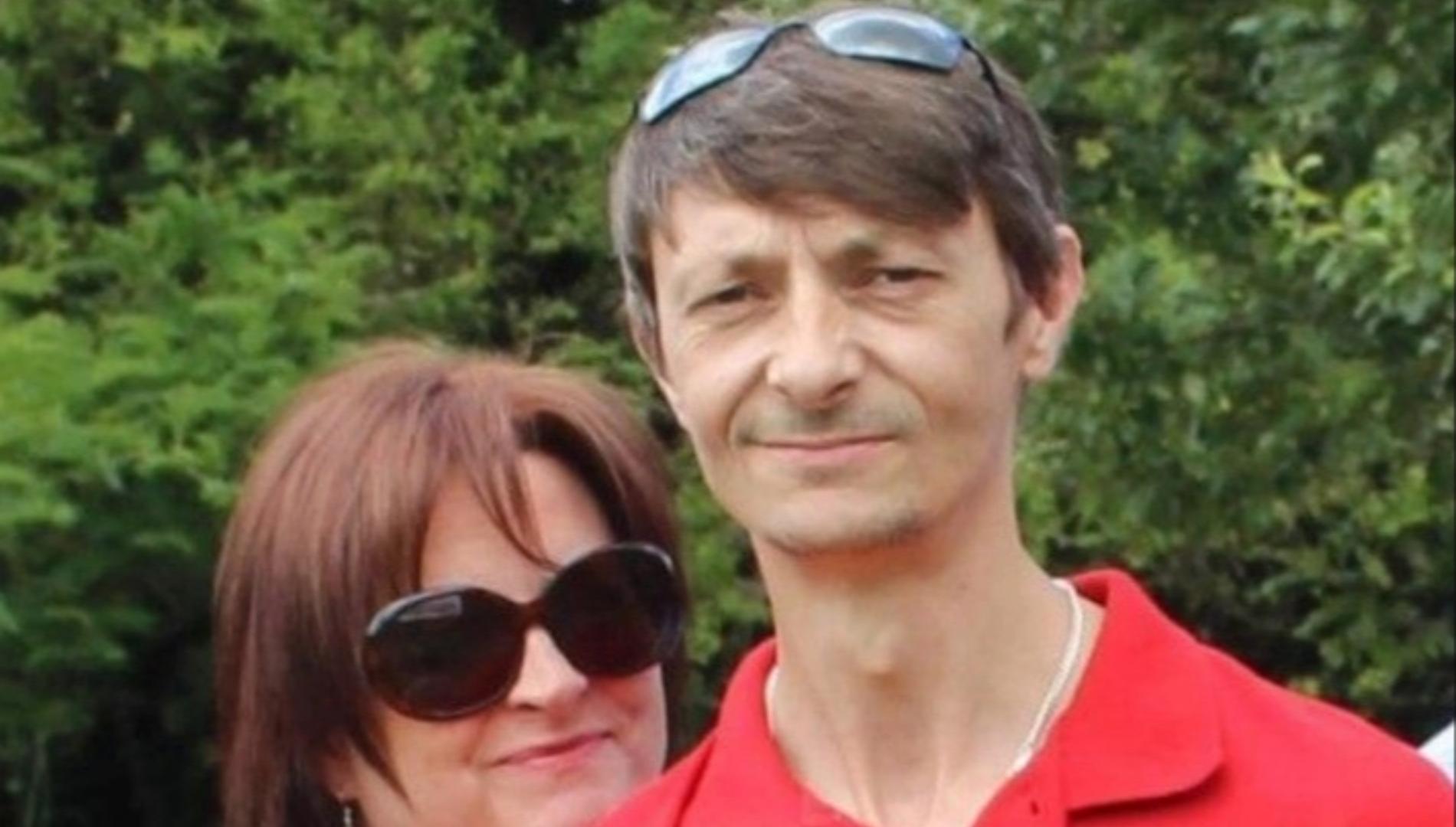 O τραγικός πατέρας Άλαν Γουίλσον με τη σύζυγό του Άννι