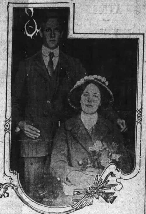 Η Μαριόν και ο σύζυγός της, Άρθουρ