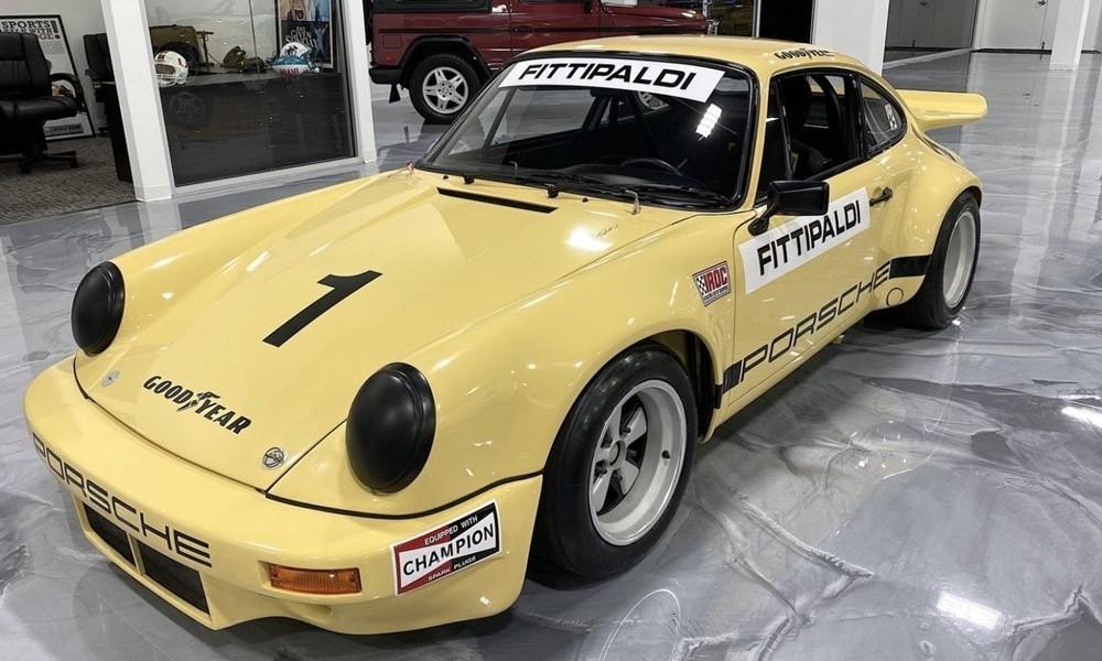 Porsche 911 RSR Pablo Escobar