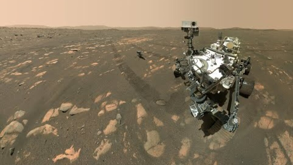 How NASA's Perseverance Rover Takes a Selfie