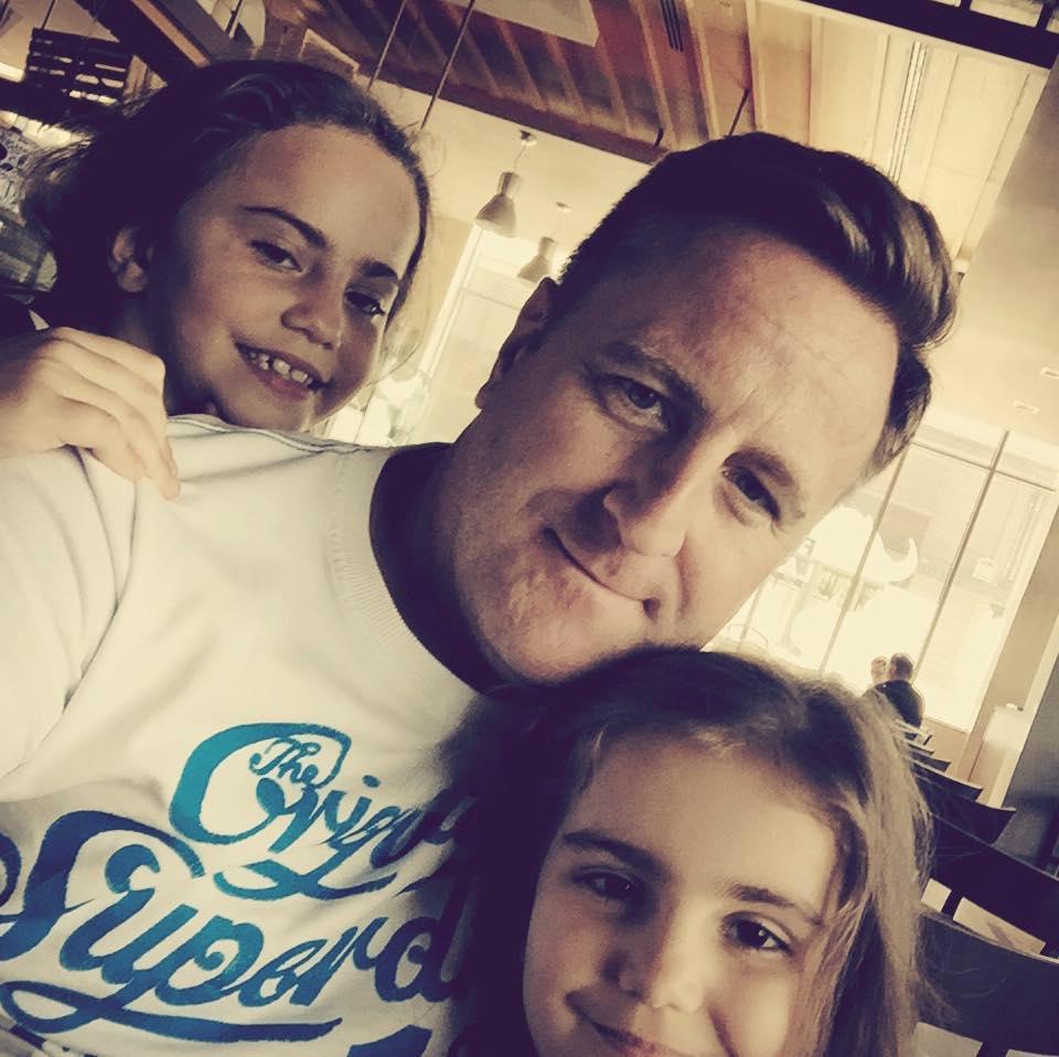 πατέρας με κόρες